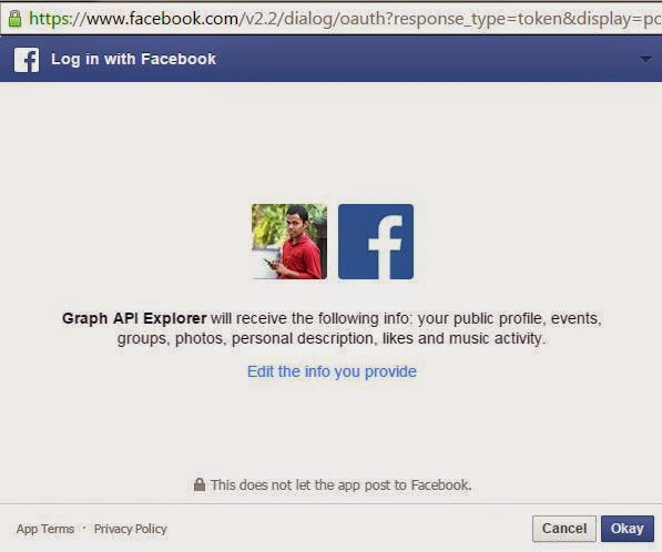 Facebook Application Permissions