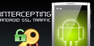 intercept android https ssl traffic