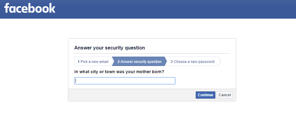 Facebook-Social-Engineering-Security-Question