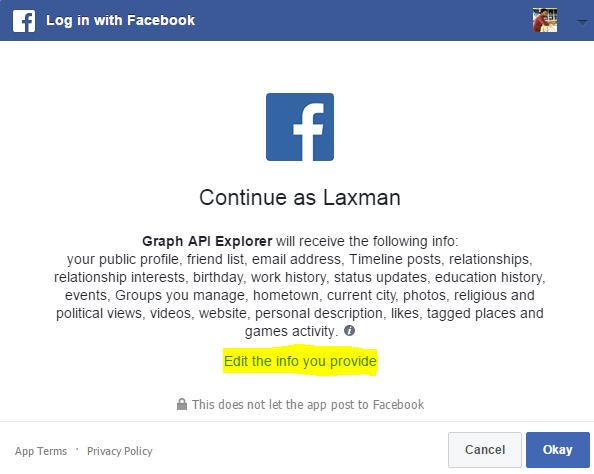 Facebook-third-party-application-dialog-box