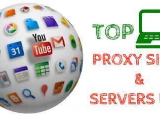 Top-Proxy-Sites-&-Best-Proxy-Servers-List