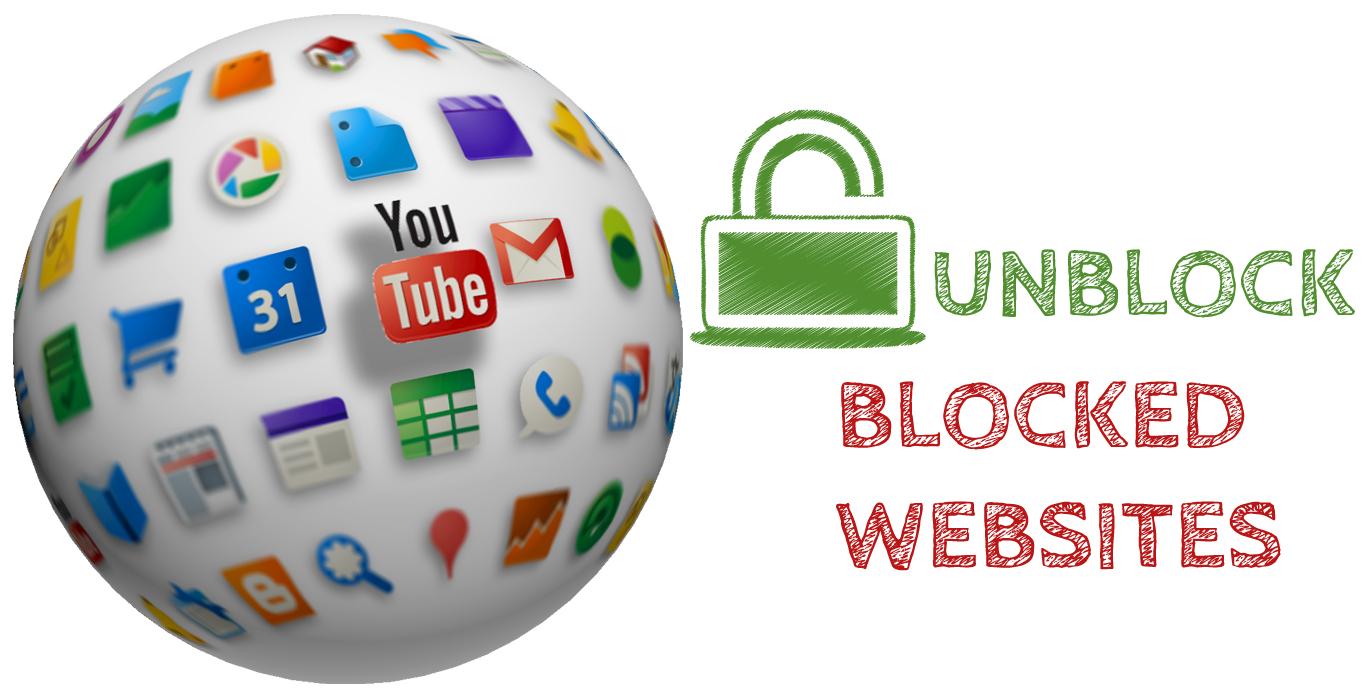 Unblock Youtube Facebook | Ways To Access Blocked Websites