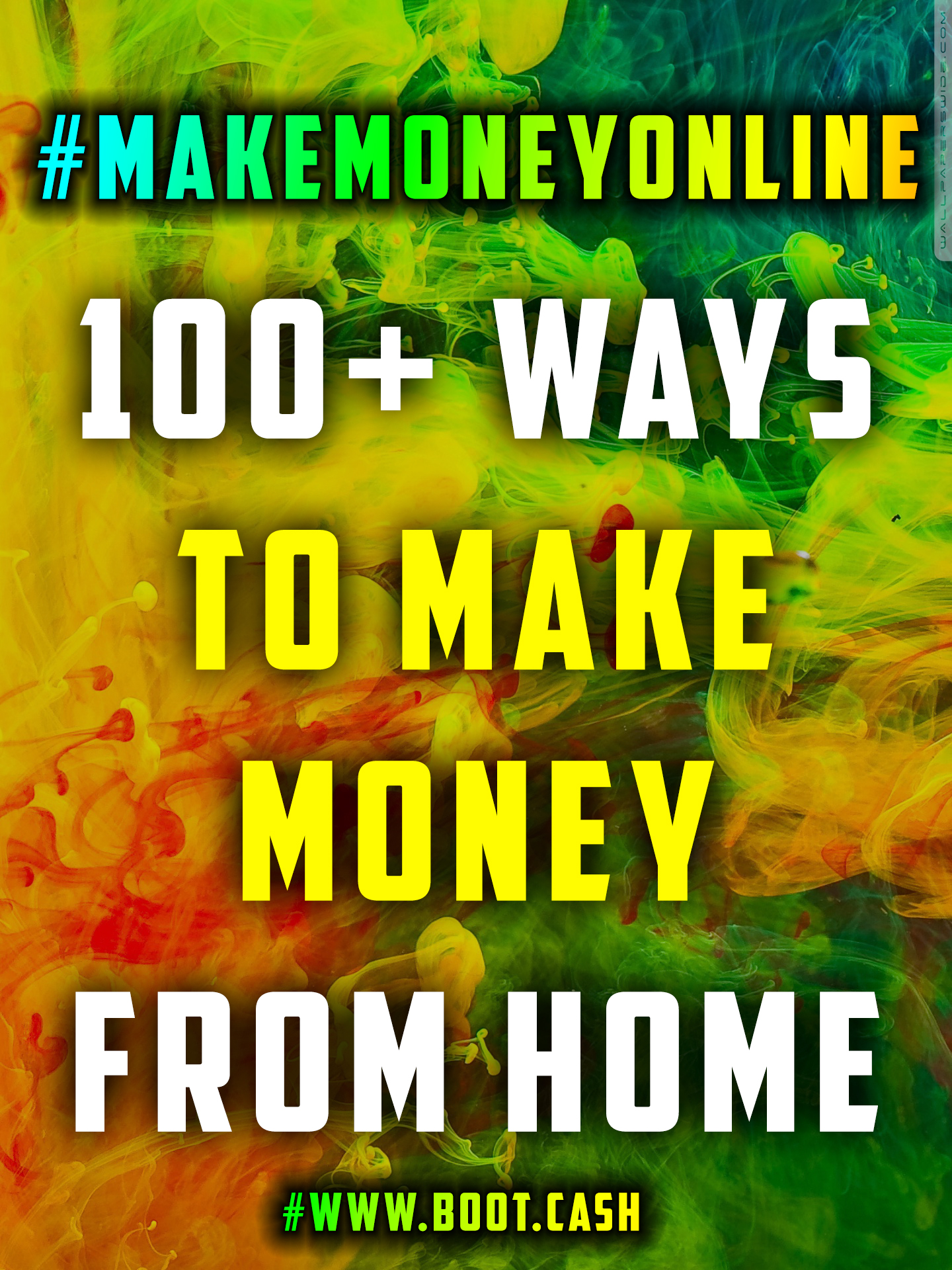 100+ Ways To Make Money Online From Home 2018 | 100% Genuine